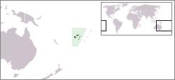 Fidschi Lage