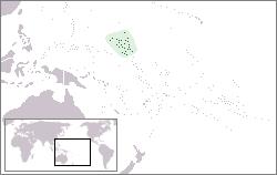 Marshallinseln Lage