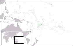 Wallis und Futuna Lage